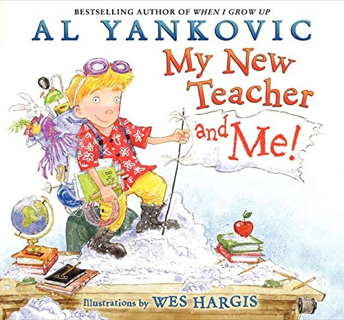 My New Teacher and Me!: Al Yankovic, Wes