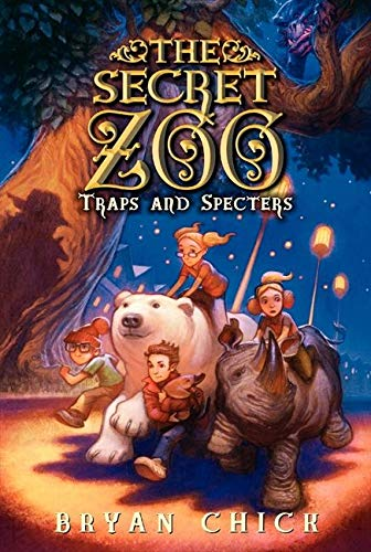 9780062192233: The Secret Zoo: Traps and Specters