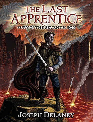9780062192318: The Last Apprentice: Fury of the Seventh Son (Book 13)