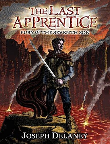 9780062192318: The Last Apprentice: Fury of the Seventh Son (Book 13)