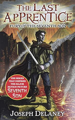 9780062192325: The Last Apprentice: Fury of the Seventh Son (Book 13)