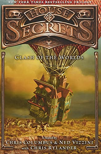 9780062192547: House of Secrets: Clash of the Worlds