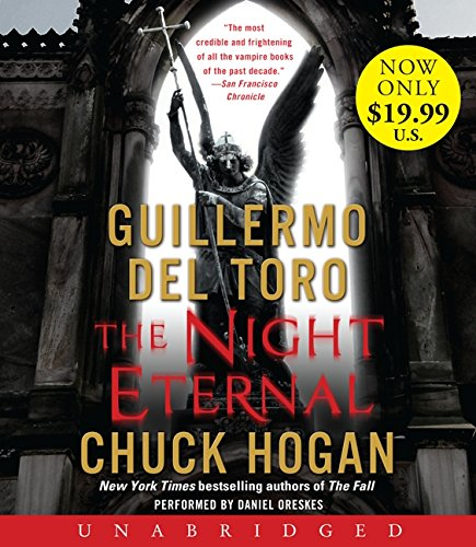 9780062192929: The Night Eternal Low Price CD (The Strain Trilogy)