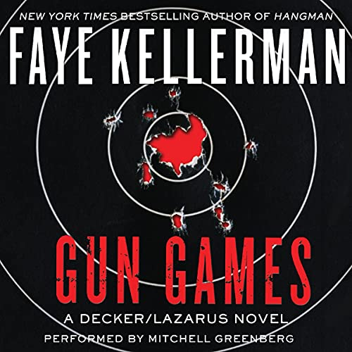 9780062192943: Gun Games (Decker/Lazarus Novels)