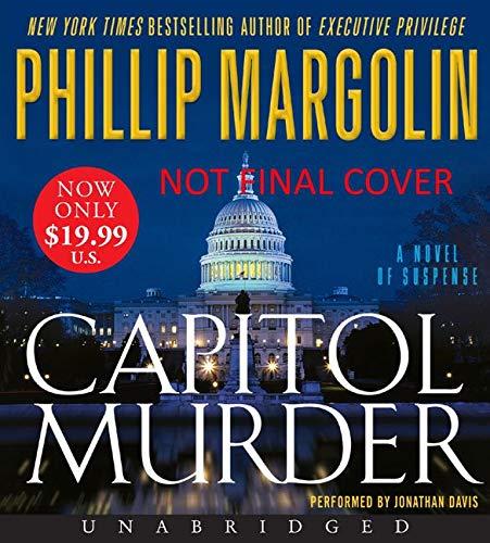 9780062192950: Capitol Murder Low Price CD (Dana Cutler Series)