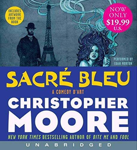 9780062192967: Sacre Bleu Low Price CD: A Comedy d'Art