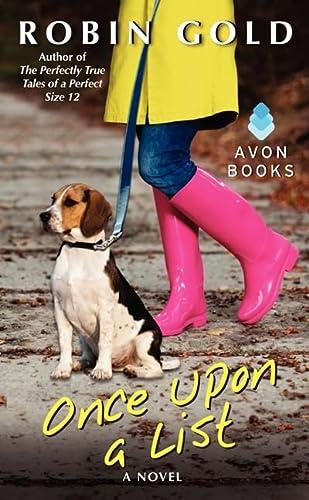 9780062193728: Once Upon a List: A Novel