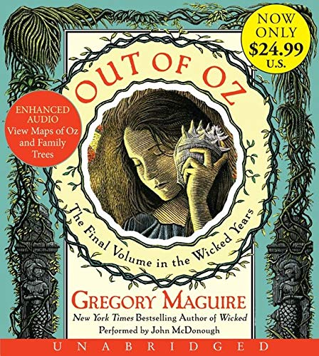 9780062193933: Out of Oz Low Price CD: Volume Four in the Wicked Years
