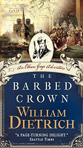 9780062194091: The Barbed Crown: An Ethan Gage Adventure (Ethan Gage Adventures)