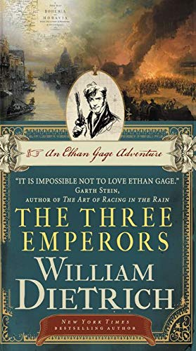9780062194121: The Three Emperors: An Ethan Gage Adventure (Ethan Gage Adventures)