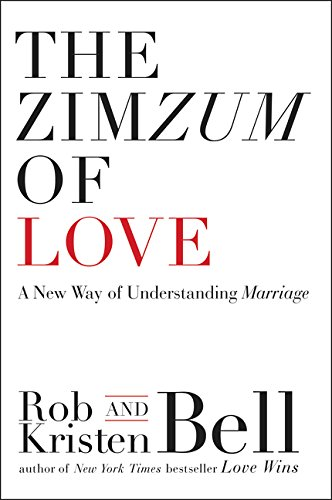 9780062194237: The Zimzum of Love: A New Way of Understanding Marriage