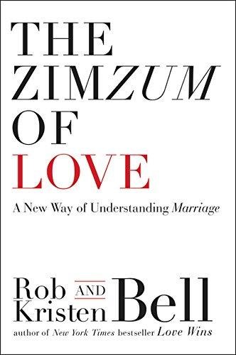9780062194237: The Zimzum of Love: A New Way of Understanding Marriage