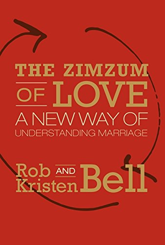9780062194244: The Zimzum of Love: A New Way of Understanding Marriage