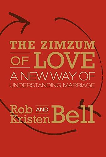 9780062194244: The Zimzum of Love: A New Way of Understanding Marriage