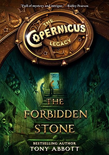 9780062194473: The Copernicus Legacy: The Forbidden Stone