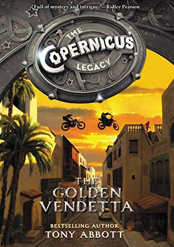 9780062194497: The Copernicus Legacy: The Golden Vendetta