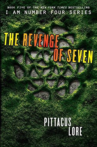9780062194732: The Revenge of Seven (Lorien Legacies)