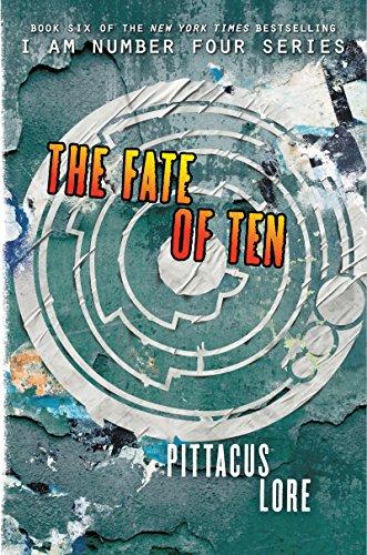 9780062194756: The Fate of Ten (Lorien Legacies)