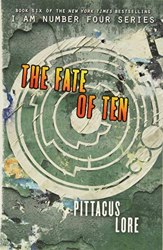 9780062194763: The Fate of Ten (Lorien Legacies)