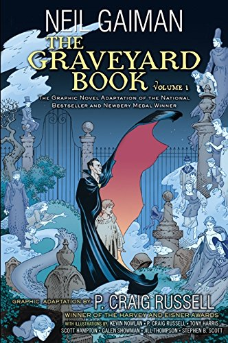 9780062194817: The Graveyard Book Graphic Novel: Volume 1