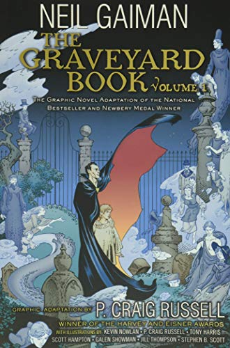 9780062194824: The Graveyard Book Graphic Novel: Volume 1
