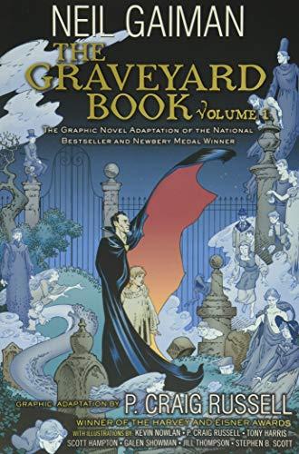 The Graveyard Book Graphic Novel: Volume 1: Neil Gaiman