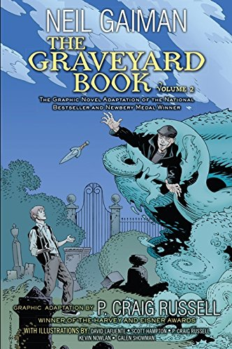 9780062194831: The Graveyard Book, Volume 2