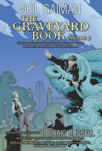 9780062194848: The Graveyard Book Graphic Novel: Volume 2