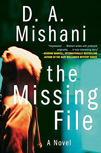 9780062195388: The Missing File: A Novel (Avraham Avraham Series)