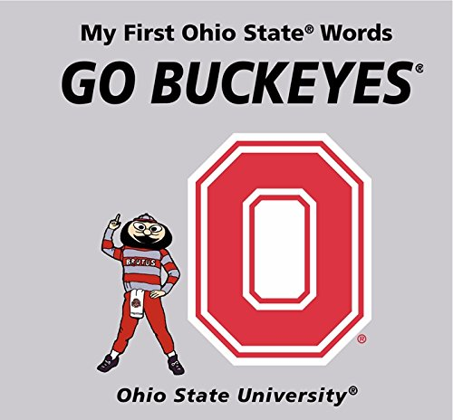 9780062196057: My First Ohio State Words Go Buckeyes