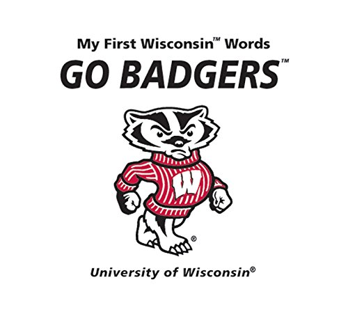9780062196064: My First Wisconsin Words Go Badgers