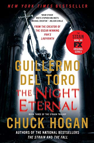 9780062196927: The Night Eternal (The Strain Trilogy)