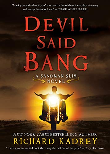 9780062197603: Devil Said Bang: A Sandman Slim Novel