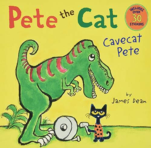 9780062198631: Pete the Cat: Cavecat Pete