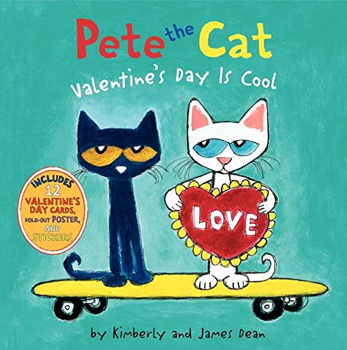 9780062198655: Pete the Cat: Valentine's Day Is Cool