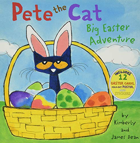 9780062198679: Pete the Cat: Big Easter Adventure (Pete the Cat (Hardcover))