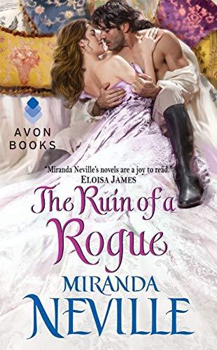 9780062199515: The Ruin of a Rogue (The Wild Quartet)