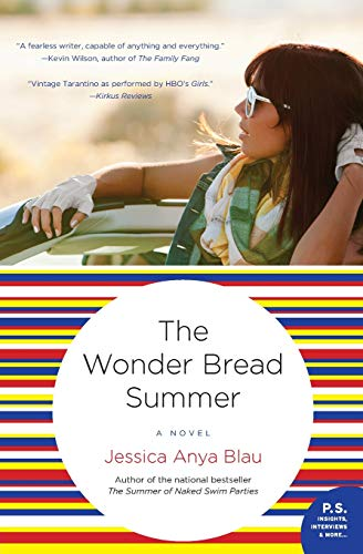 9780062199553: The Wonder Bread Summer: A Novel