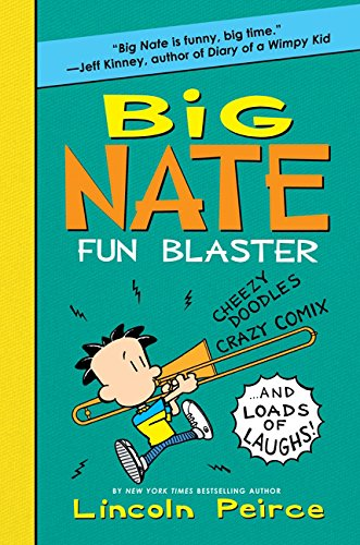 9780062199621: Big Nate Fun Blaster: Cheezy Doodles, Crazy Comix, and Loads of Laughs (Big Nate Activity Book)