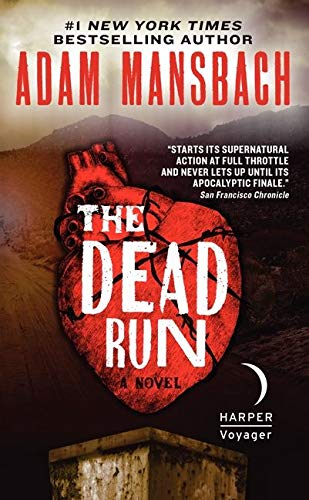9780062199669: The Dead Run: A Novel (Jess Galvan)