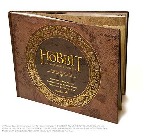 9780062200907: The Hobbit: An Unexpected Journey Chronicles: Art & Design