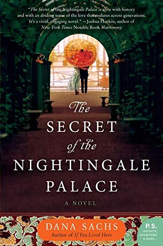 9780062201034: The Secret of the Nightingale Palace: A Novel