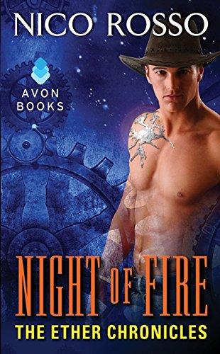 9780062201096: Night of Fire: The Ether Chronicles