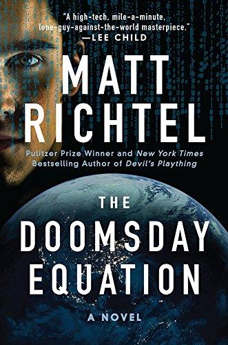 9780062201188: The Doomsday Equation: A Novel