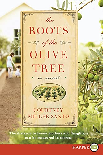 9780062201386: The Roots of the Olive Tree LP: A Novel