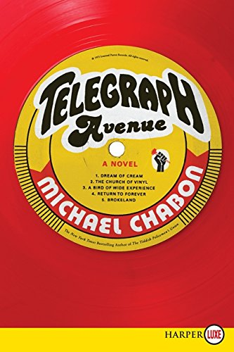 9780062201454: Telegraph Avenue LP: A Novel