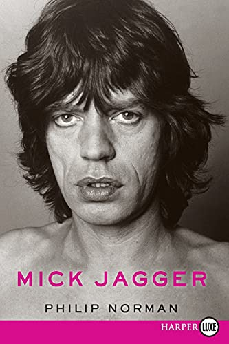 9780062201539: Mick Jagger LP