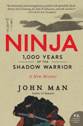 9780062202659: Ninja: 1,000 Years of the Shadow Warrior (P.S.)