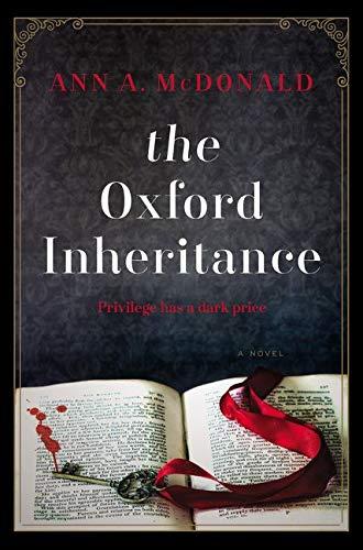9780062203670: The Oxford Inheritance: A Novel