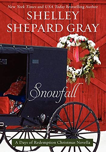 9780062204547: Snowfall: A Days of Redemption Christmas Novella